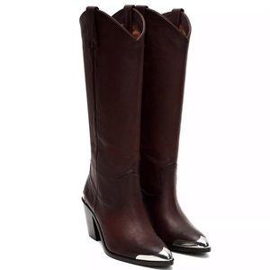 Frye women's western boots